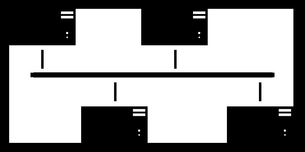 Busstruktur - Netztopologien